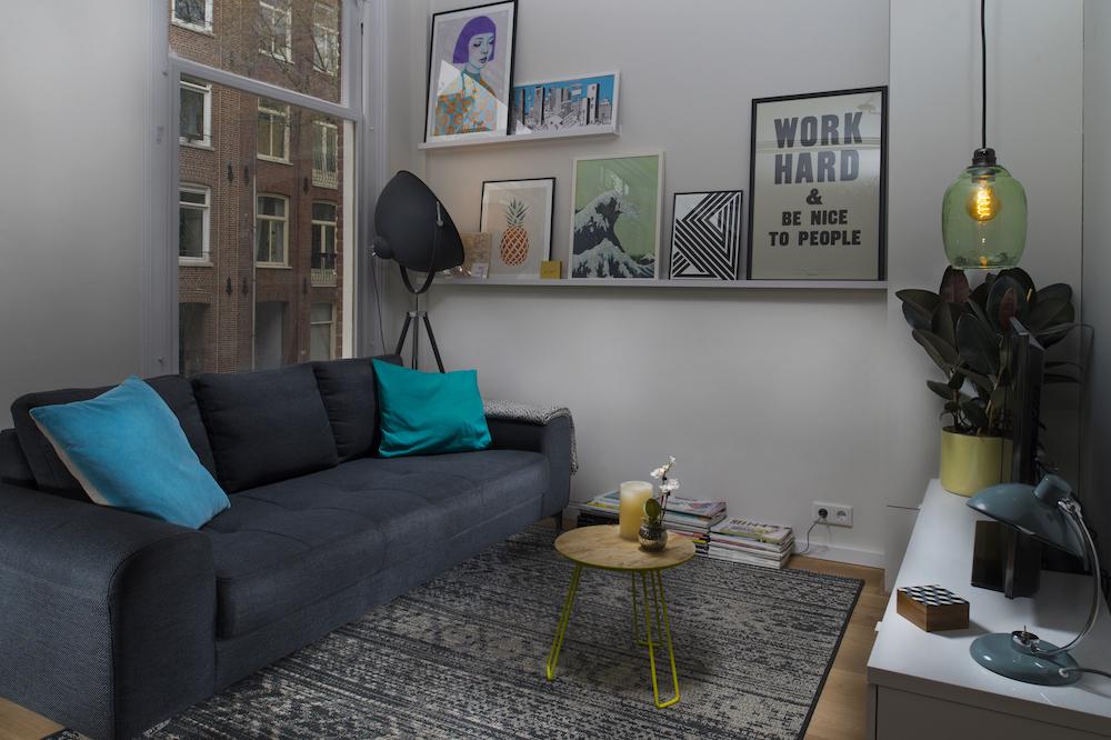 Interieur foto van het Oldenbarneveldt appartement - 1