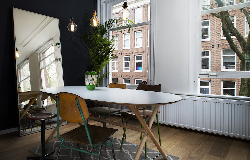 Interior photo of the Oldenbarneveldt apartment – 3